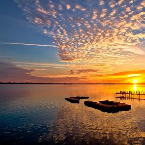by Nancie Rowan - Landscapes Sunsets & Sunrises