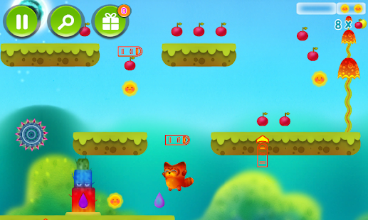 Foxy Quest with mPOINTS - screenshot