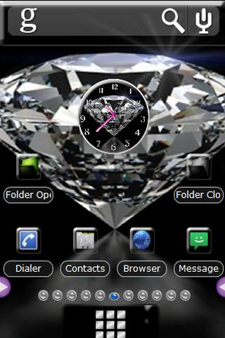 Diamond Theme PANDAHOME
