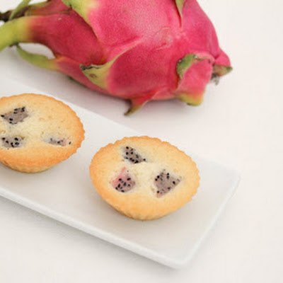 Dragon Fruit Financiers