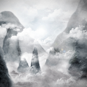 Winter Mountains LWP Free icon
