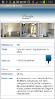 Screenshot of Immobiliare il Principe