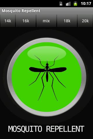 mosquito-repellent for android screenshot