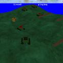 Tank 3D icon