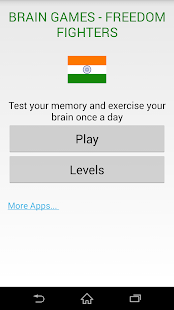 Brain Games - Freedom Fighters APK for Bluestacks