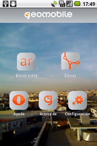 Madrid Tube AR
