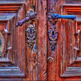 doors by Josip Kopčić - Buildings & Architecture Architectural Detail (  )