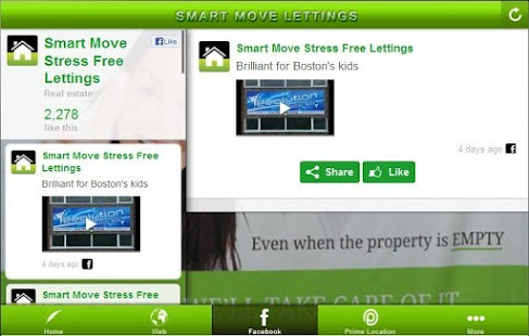 Smart Move Lettings - screenshot