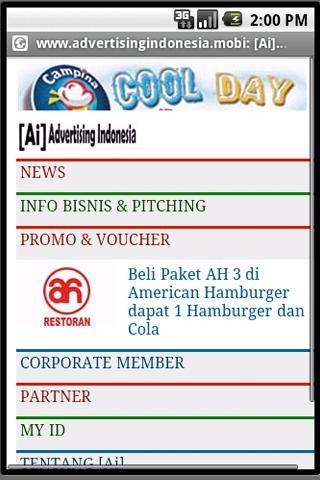 Advertising Indonesia