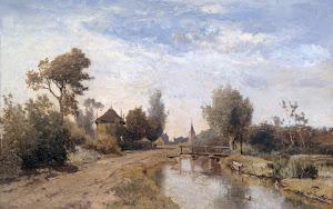 RIJKS: Paul Joseph Constantin Gabriël: painting 1877