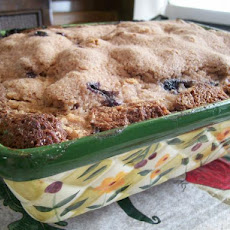 Ultimate Blueberry Coffee Cake