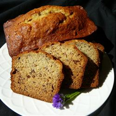 Quick Mix Banana Nut Bread