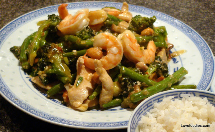 Chinese Spicy Chicken and Broccoli Stir Fry Recipe | Yummly