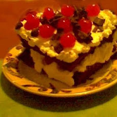 Black Forest Gateau ( Cake )