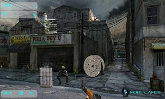 Screenshot of Sniper Hunting