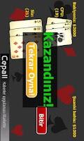 Screenshot of Card Games