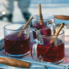 Mulled Cranberry-Apple Cider