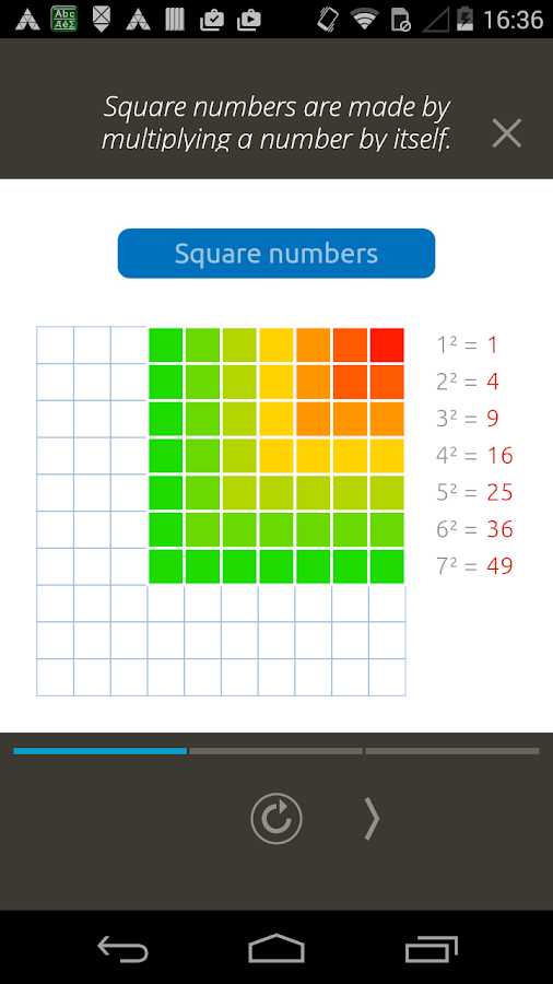 Step Up Maths - nimbl Screenshot 3