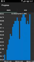 Screenshot of BB Workout Log & Tracker