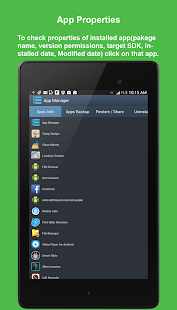 App Manager Pro - screenshot