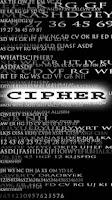 Screenshot of Cipher