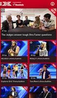Screenshot of The X Factor UK