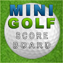 Minigolf Scorecard icon
