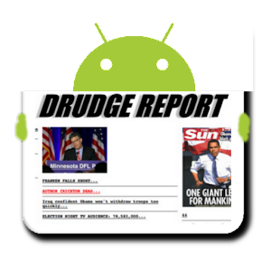 Drudge Report On Droid Pro For PC