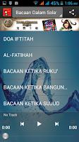 Screenshot of MARI BELAJAR SOLAT2