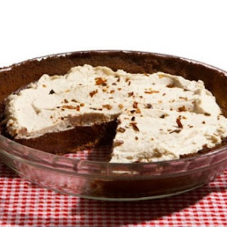 Spicy Hot Chocolate Pie