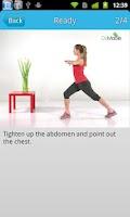 Screenshot of Ladies' Ab Workout FREE