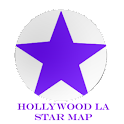 Hollywood LA Star Map icon