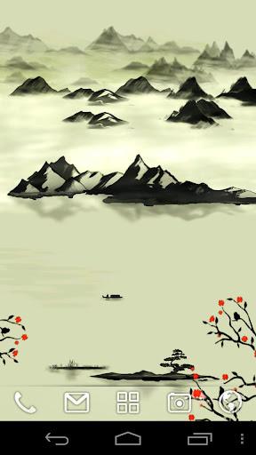 Zenscapes: Spring Lake HD