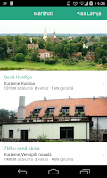 Screenshot of Letonika Ceļo