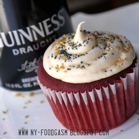 Irish Cake Bombs