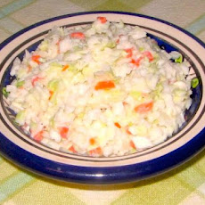 Kentucky Fried Chicken Original Coleslaw