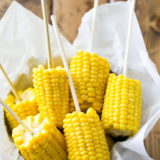 15-minute Corn on the Cob