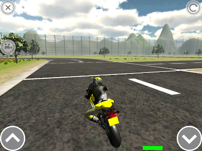 Amazing Bike Racing Simulator - screenshot