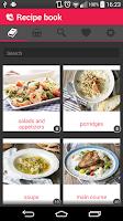Screenshot of Cook with REDMOND