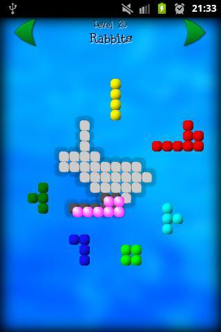 【免費解謎App】Shape Fitter puzzle game-APP點子