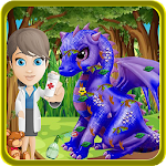 Dragon Doctor - Doctor Games APK Image