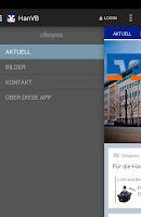 Screenshot of Hannoversche Volksbank eG