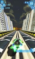 Screenshot of Star Speed: Turbo Racing