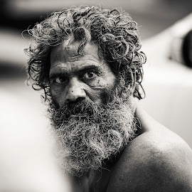 by Danish Mahlyal - People Portraits of Men ( you can never go home again )