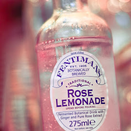 Rose Lemonade by Andreea Calina - Food & Drink Alcohol & Drinks
