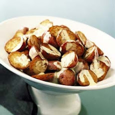 Crisp Potatoes with Allioli
