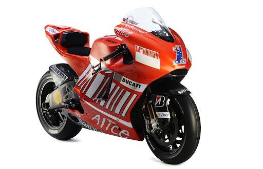 Ducati Desmosedici RR Alice MotoGP