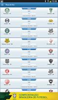 Screenshot of Futebol Brasileiro