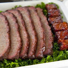 Brisket with Barbecue Sauce