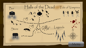 Screenshot of Vampire's Fall RPG